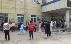 青岛安宁医院家属开放日家属对此十分满意