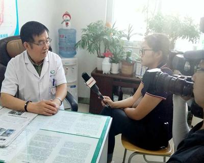 青岛安宁医院李少华教授接受《生活在线》专访