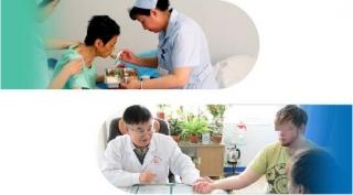 三甲医院医生来青岛安宁医院进行专家会诊啦